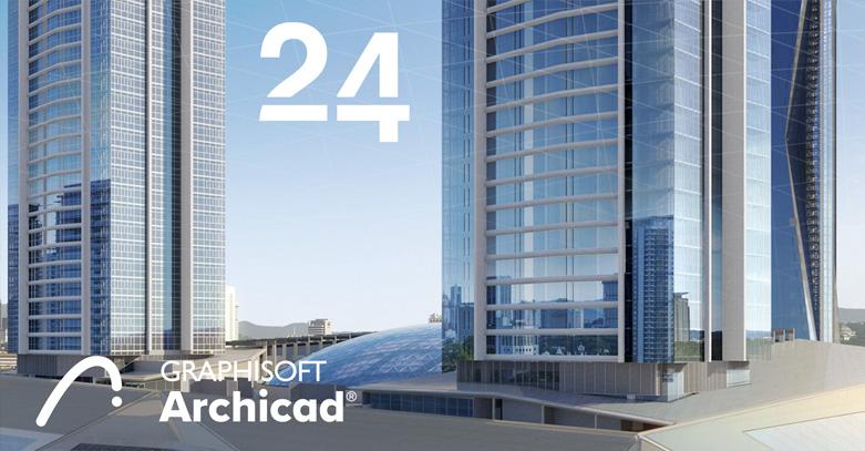 Corso ArchiCAD 24 avanzato on-line da 18h