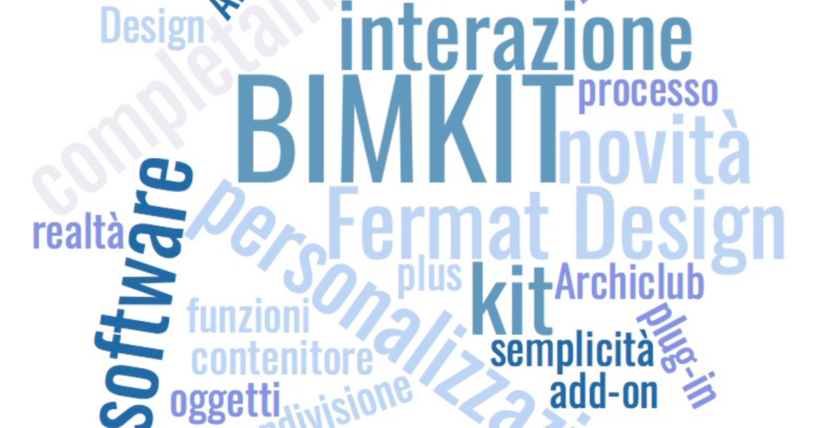 Vincitori logo BIMkit